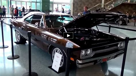 plymouth shows cool 1970 plymouth gtx restomod quot problem chils quot cars