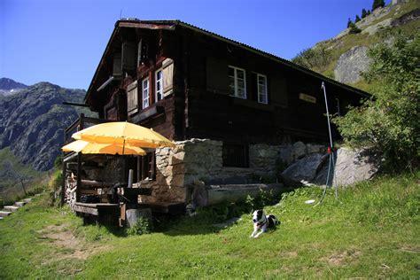 Hütte Mieten Schweiz by Mieten Gruppenunterk 252 Nfte Alph 252 Tten Wallis