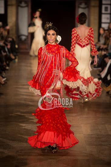 imagenes we love flamenco 2016 we love flamenco 2016 aurora gavi 241 o moda flamenca