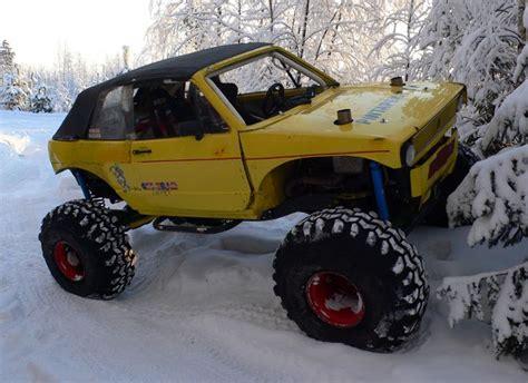 volkswagen rabbit truck lifted lifted cabrio awkward automotive pinterest volkswagen