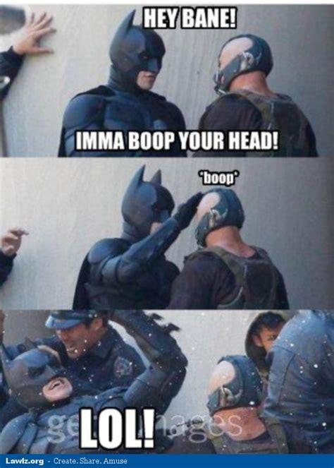 Bane Meme - funny batman memes