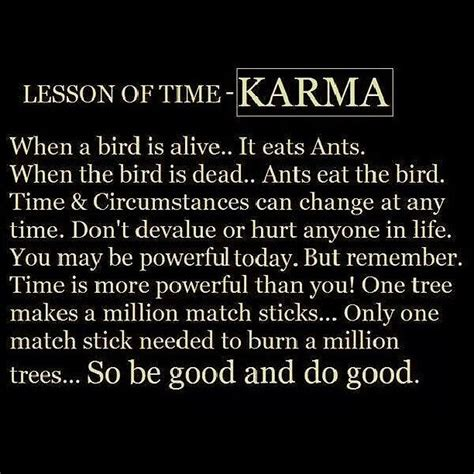 rad quote rad human rad quote on time and karma