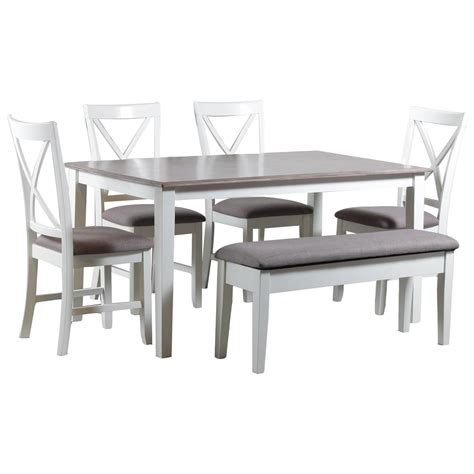Powell Jane Jane 6pc Dining Set Furniture Fair North Dining Room Furniture Nc