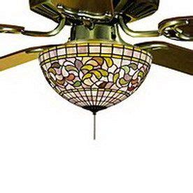 stained glass ceiling fan light kit 41 best stained glass ceiling fan images on pinterest