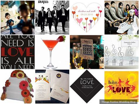 check out these 7 great ideas for a wedding theme