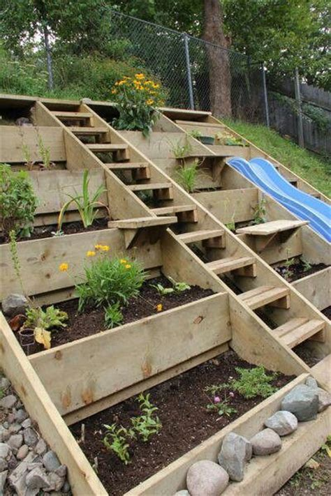 14 best images about slope garden on pinterest gardens landscaping and a hill