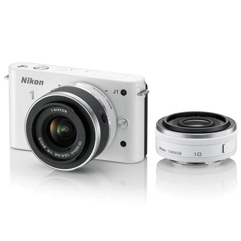 nikon j1 mirrorless nikon 1 j1 mirrorless digital with 10mm wa 10 30mm