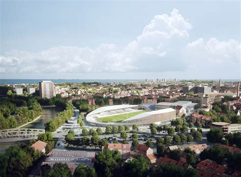 home design plaza tumbaco competition winning stadium design promotes inclusivity in dunkirk france archdaily
