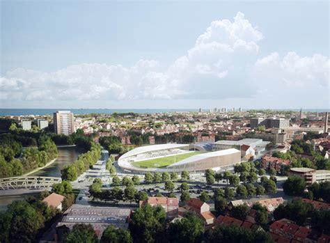 home vega plaza design competition winning stadium design promotes inclusivity in