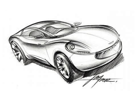 Sketches Of Cars by Car Sketch Car Design