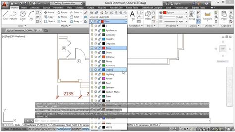 Learning Autocad Creating Construction Drawings autocad construction drawings tutorial dimension