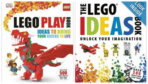 picture books for idea and details hardback lego idea books at 50 and just 12 60