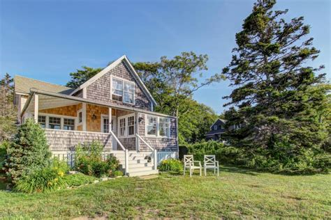 Boothbay Cottage Rentals by The Atlantic House At Point 4 Bd Vacation Rental