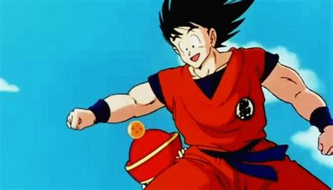 imagenes que se mueven goku dragon ball z gif find share on giphy
