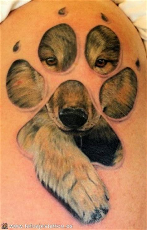 wolf paw tattoo tatuajes de ositos and