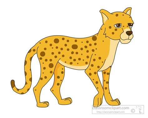 cheetah clipart cheetah clipart clipart cheetah 910 classroom clipart