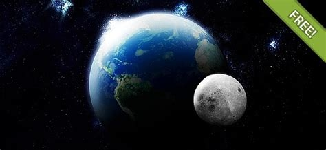 pattern photoshop earth 3d earth and moon for adobe photoshop free psd in