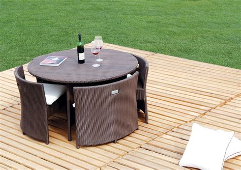Space Saving Patio Furniture by Shopping Guide 10 Space Saving Outdoor Dining Tables 187 Curbly Diy Design Decor