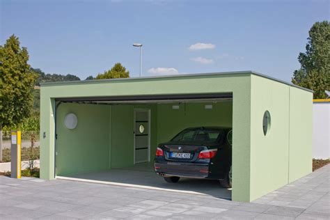 beton carport preis gro 223 raum garagen als beton fertiggarage beton kemmler