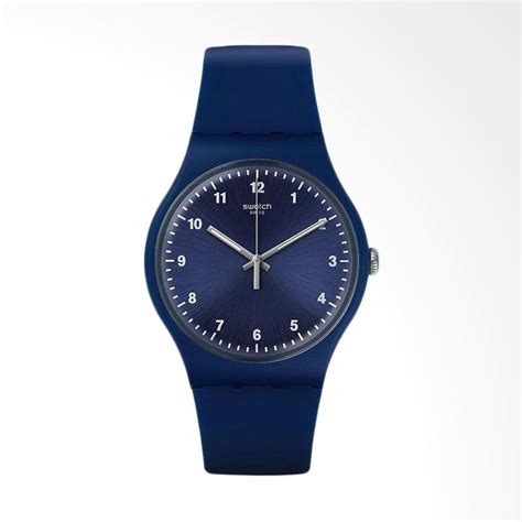 Jam Tangan Swatch Blue Black harga swatch yvs408 jam tangan pria pricenia