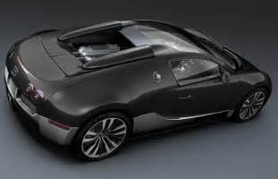 Grey Bugatti Veyron Bugatti Veyron Grand Sport Grey Carbon Photo 3 7672