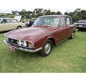 1970  Triumph 2000 Mk II Saloon Pinterest