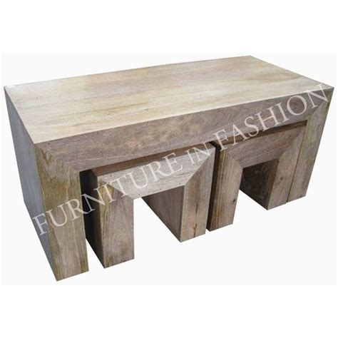 Coffee Table With 2 Stools by 17 Best Images About Coffee Table With Stools On
