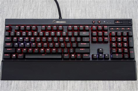 the corsair gaming k70 rgb rapidfire mechanical keyboard review