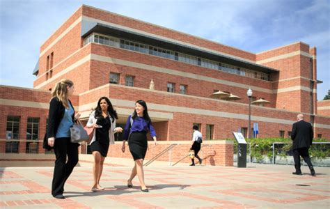 Ucla Mba Sustainability by The Future Must Be More Ucla School Of