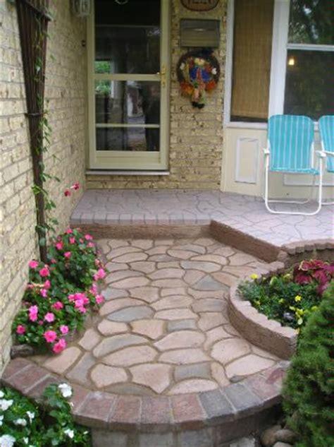 driveway paving brick patio concrete slabs path pathmate