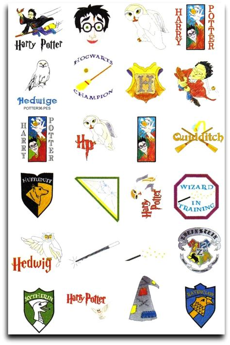 harry potter designs harry potter disney character characters disney embroidery machine designs machine free