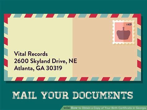 Divorce Records Atlanta Ga 3 Ways To Obtain A Copy Of Your Birth Certificate In