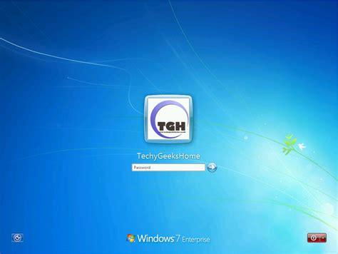 windows 7 lock screen changer