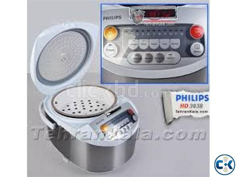 Rice Cooker Philips Hd 3038 philips rice cooker hd 3038 clickbd