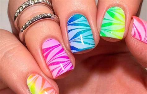 imagenes uñas decoradas juveniles u 241 as decoradas juveniles con dise 241 os a elegir