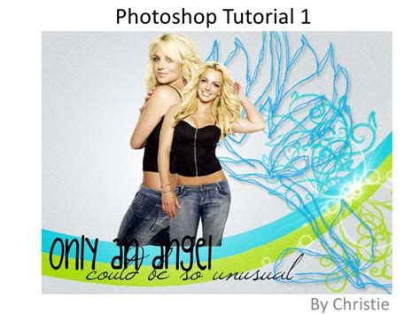 tutorial photoshop slideshare photoshop tutorial