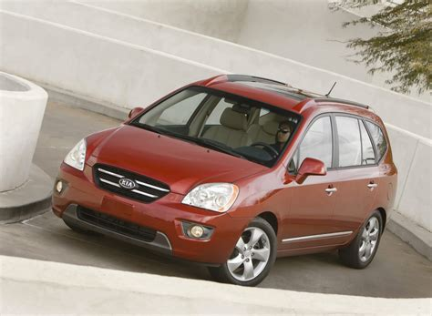 Kia Rondo Safety Rating 2009 Kia Rondo Safety Review And Crash Test Ratings The