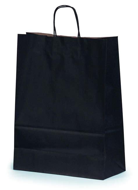 gift bags large black gift bag 32x14x42cm blacklar32