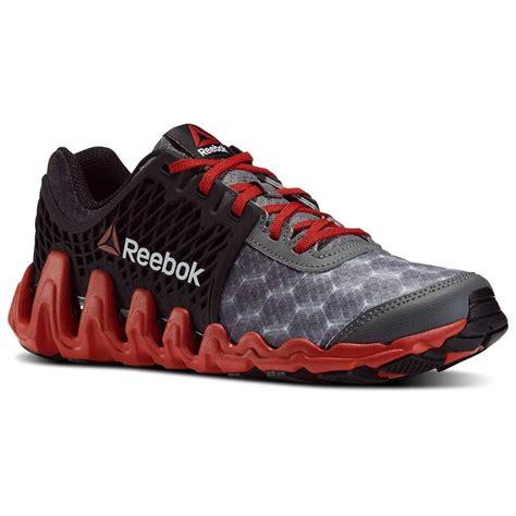 reebok running shoes zigtech reebok zigtech big n fast ex shark black white