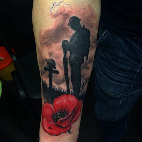lest we forget tattoo lest we forget pleasure doing this on a former