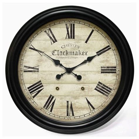 big modern wall clocks large metal chester clockmaker gallery wall clock modern
