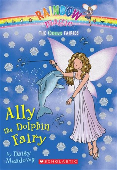 i fairyland book one books ally the dolphin rainbow magic fairies 1