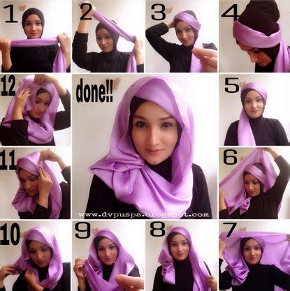 tutorial hijab segi empat untuk wajah lonjong tutorial hijab modern untuk wajah lonjong