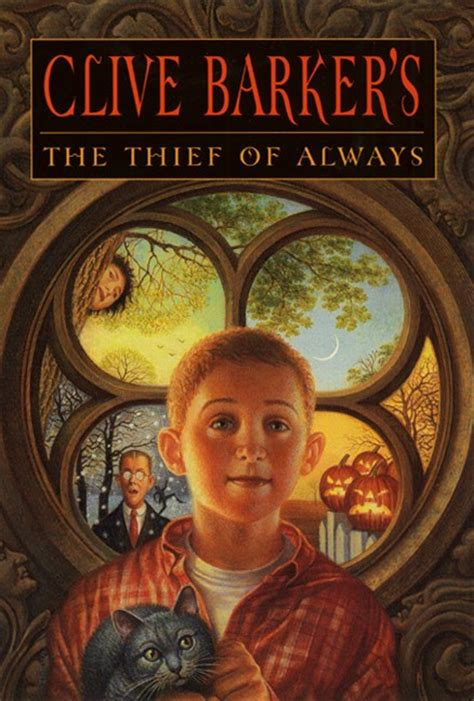 libro thief of alwaysthe 2eso the thief of always