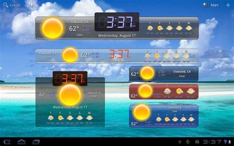 widgets android hd widgets for honeycomb tablets