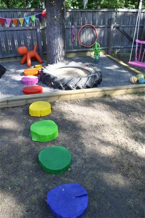 diy backyard play area naked baby eco boutique project outdoor play area