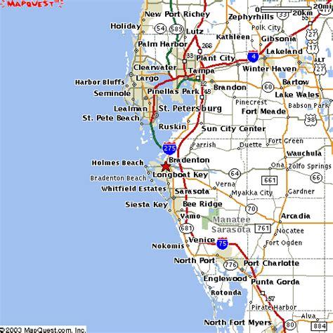 map of bradenton florida and surrounding area bluewatervilla co uk location bradenton gulf coast