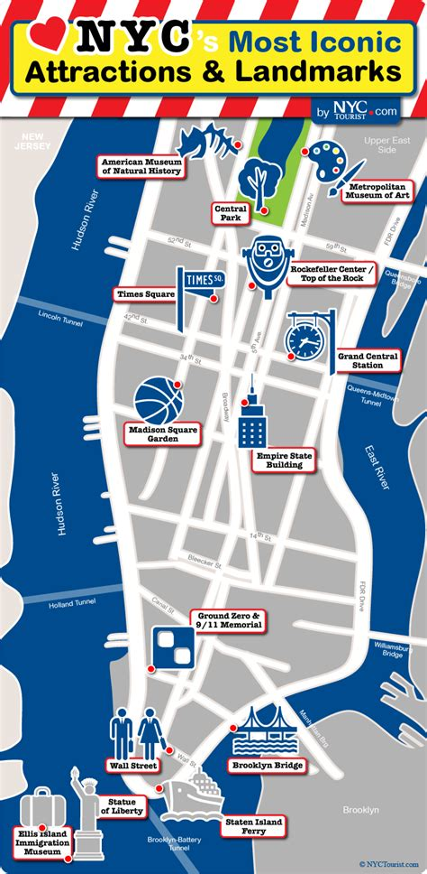 map of nyc with landmarks themed maps rodr 237 guez pe 241 amar 237 a portfolio