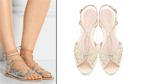 Bridal Sandals Flat by Bridal Flat Sandals Wedding Www Pixshark Images