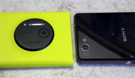 lumia 1020 vs compact phone flagship shootout lumia 1020 vs sony xperia